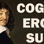 """""""Penso, logo existo"""": Descartes e a superação do ceticismo"""