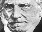 Filósofo Arthur Schopenhauer