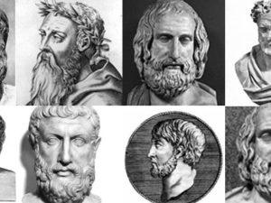 linha do tempo da filosofia