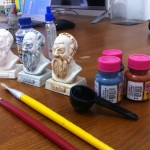 pintura-busto-escultura-socrates03