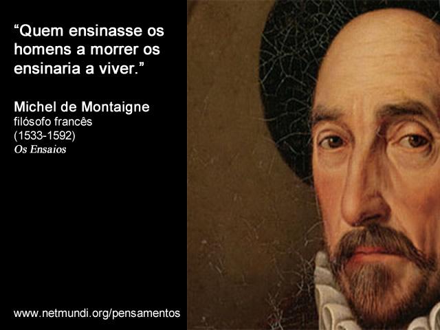 Michel de Montaigne os ensaios