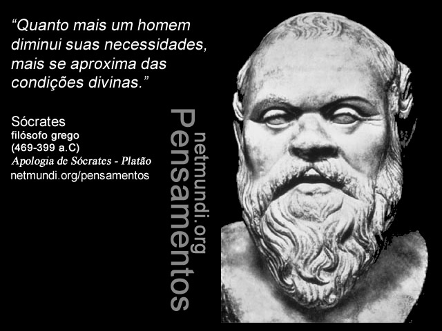 what does socrates have to do Of course, this is an ironic pose: socrates probably does not expect, as we do not, that euthyphro can answer his questions we might even consider this dishonest of socrates but he does give euthyphro the benefit of the doubt, he does take him at his word, or, we might say, he is ready to give him enough rope to hang himself.