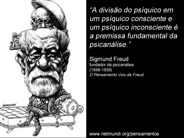 Sigmund Freud, Fundados da Psicanálise