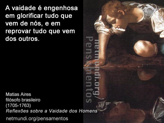 Matias Aires, filósofo brasileiro
