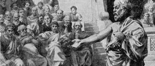 Apologia de Sócrates : o julgamento da mosca de Atenas