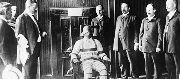 A pena de morte é um ato moralmente aceitável? Para o utilitarismo, se esse ato proporcionar a felicidade ou a ausência de dor de muitos, ele pode ser aceitável.