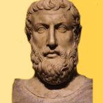"""Parmênides: """"O Ser é, o não-ser não é"""""""