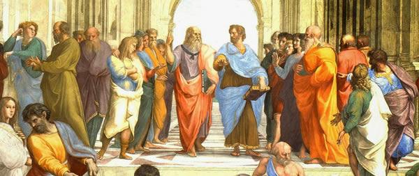 Metafísica em Platão e Aristóteles