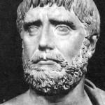 O tropeço de Tales de Mileto, o primeiro filósofo