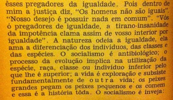 A filosofia de Nietzsche, de Will Durant. Editora Selo de Ouro, 1963. Tradução de Maria Teresa Miranda. pg 93