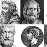 Linha do Tempo da Filosofia - Pré-socráticos