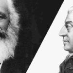 Karl Marx e Adam Smith: oposições entre marxismo e liberalismo clássico