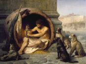 Diógenes - a filosofia cínica