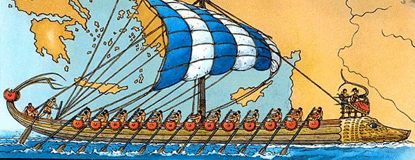 Os Povos antigos e o milagre grego