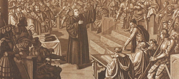 Martinho Lutero e a Dieta de Worms