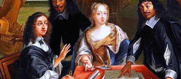 Descartes e Rainha Cristina