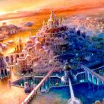 Atlântida - a cidade lendária descrita por Platão