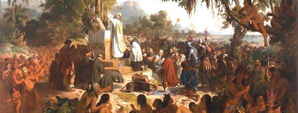 A Antropologia da Religião afirma que as informações dadas por missionários está distorcida pela própria crença do estrangeiro.