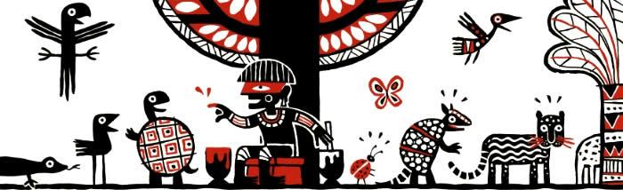 Lévi-Strauss fez importantes contribuições à Antropologia da Religião ao demonstrar a forma de pensar dos povos nativos.