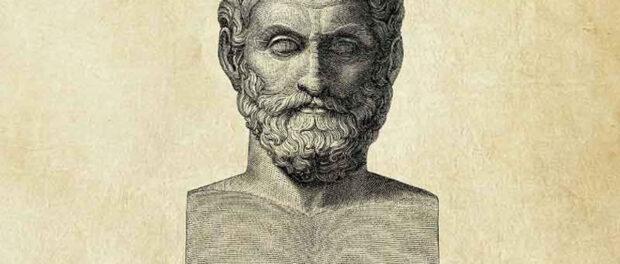 Tales de Mileto - o primeiro filósofo