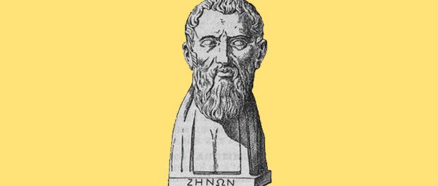 Zenão de Eleia - paradoxo Aquiles e a tartaruga