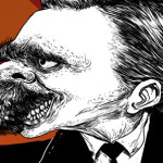 Quando Nietzsche riu de mim