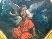Fedro - Sócrates e seu daemon Eugene Delacroix