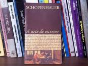 Schopenhauer e a arte de escrever