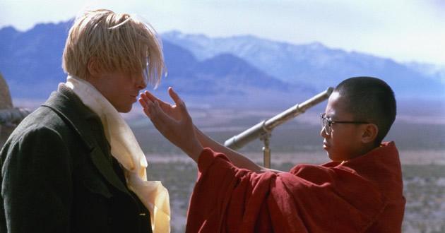 Sete Anos Tibete Benção