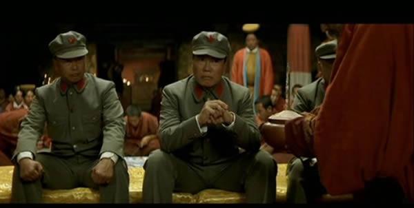 Sete Anos no Tibete China