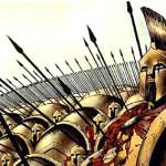Só os espartanos fazem o que é certo