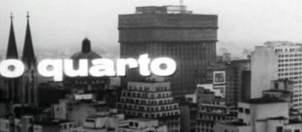 O Quarto, dirigido por Rubem Biáfora, com Sérgio Hingst (1968)