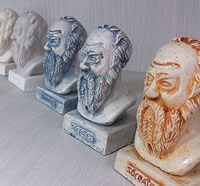 escultura-mini-busto-socrates-pequena