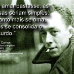 Pensamentos de Albert Camus (1913-1960)