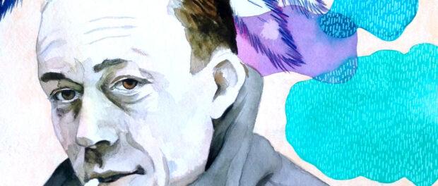 Vídeo com frases de Albert Camus