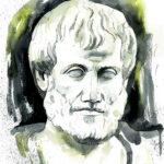 Vídeo com frases de Aristóteles (384-322 a.C)
