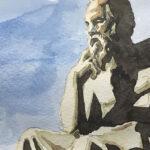 Vídeo com frases de Sócrates (469-399 a.C)