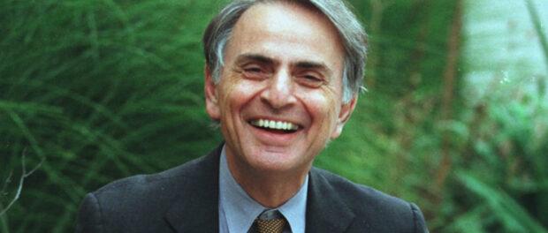 Carl Sagan - o universo não foi feito para nós