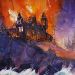 """Piotr Ouspensky: """"Nossa casa está em chamas!"""""""
