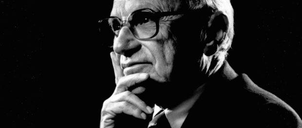 Milton Friedman - legalização das drogas
