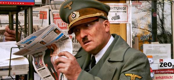 Hitler está de volta