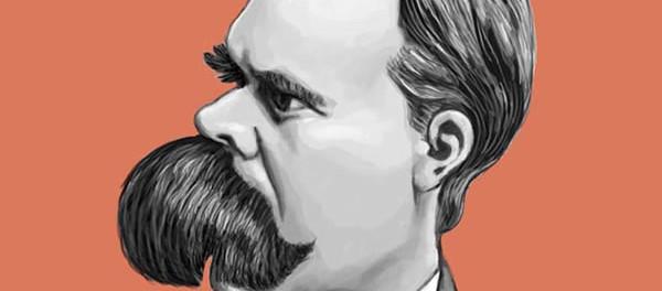 Nietzsche Caricatura