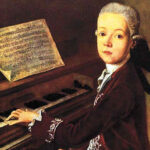 Obras de Mozart para baixar: primeiras sinfonias