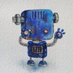 As três leis da robótica de Isaac Asimov