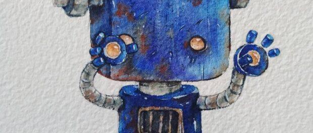 Três Leis da robótica de Isaac Asimov