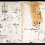 Leonardo da Vinci - explore um caderno do gênio universal