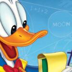 Pato Donald e Pitágoras no país da matemágica