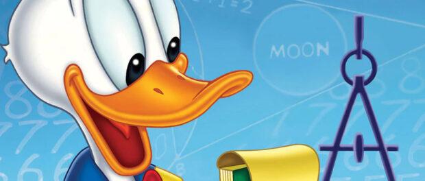 Pato Donald no país da matemágica