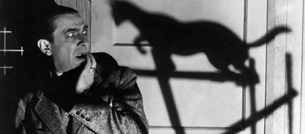 The Black Cat com Bela Lugosi