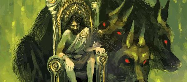 Mitologia Grega - Hades e Cérbero